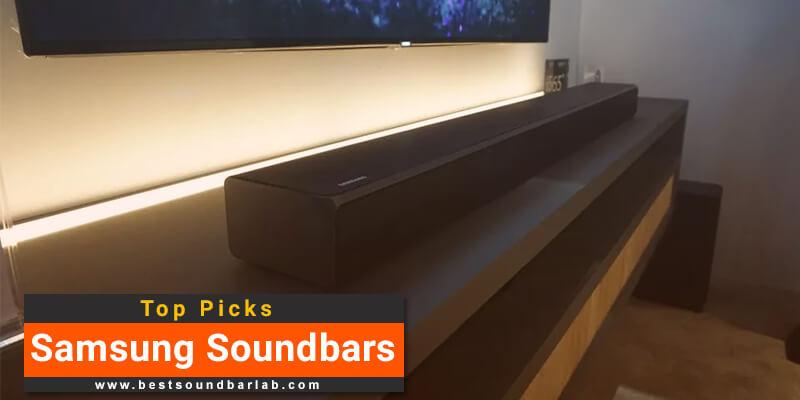 Best Samsung Soundbars