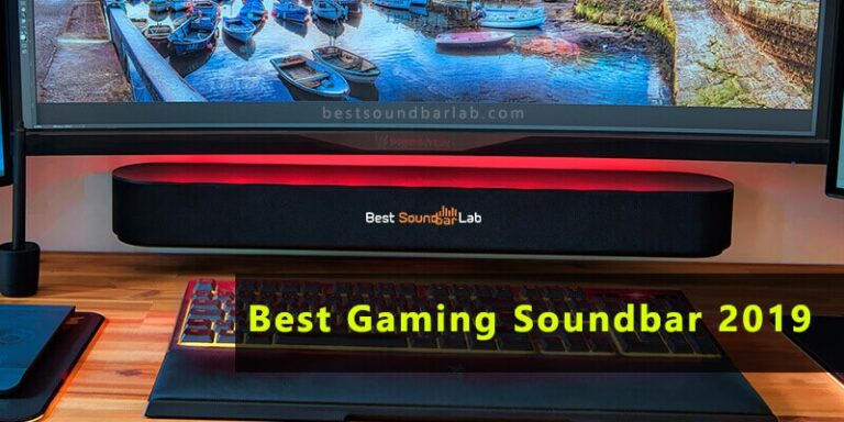 best soundbar for gaming