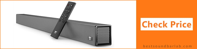 best soundbar under 100 reviews