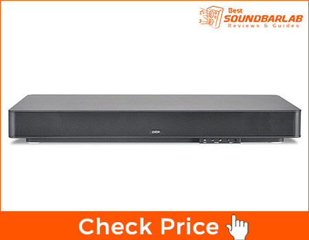 best tv soundbar for voice clarity
