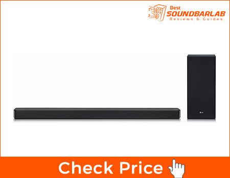 LG Soundbars Reviews (TOP 5 PICKS) To Buy in 2021 4