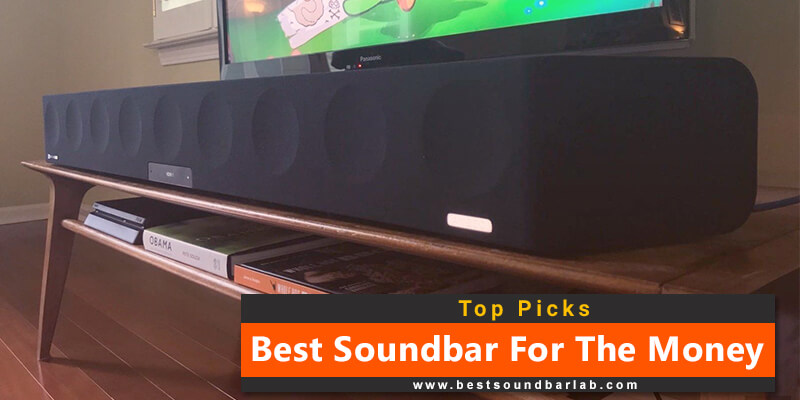 Best Soundbar For The Money To Buy in 2021 21